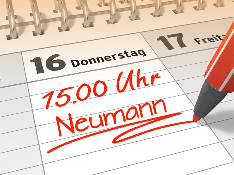 Termin Physio Neumann